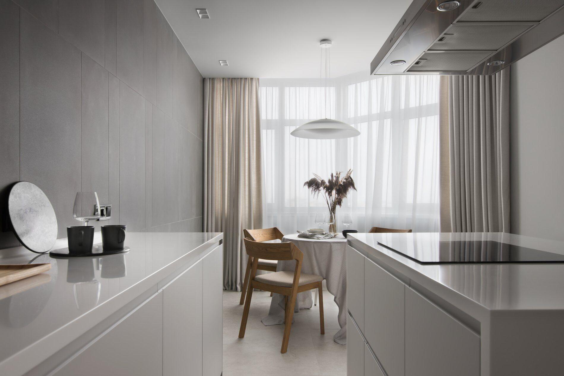 В Киеве показали квартиру со спа на Соломенке за 100 тысяч долларов
