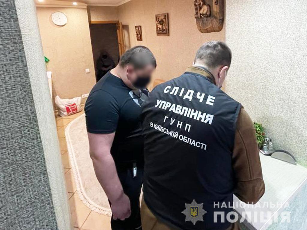 Підпільні ігрові зали працювали в Борисполі.