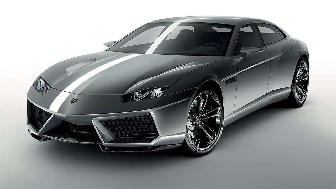 Проба Lamborghini в представницькому сегменті нічим не скінчилася