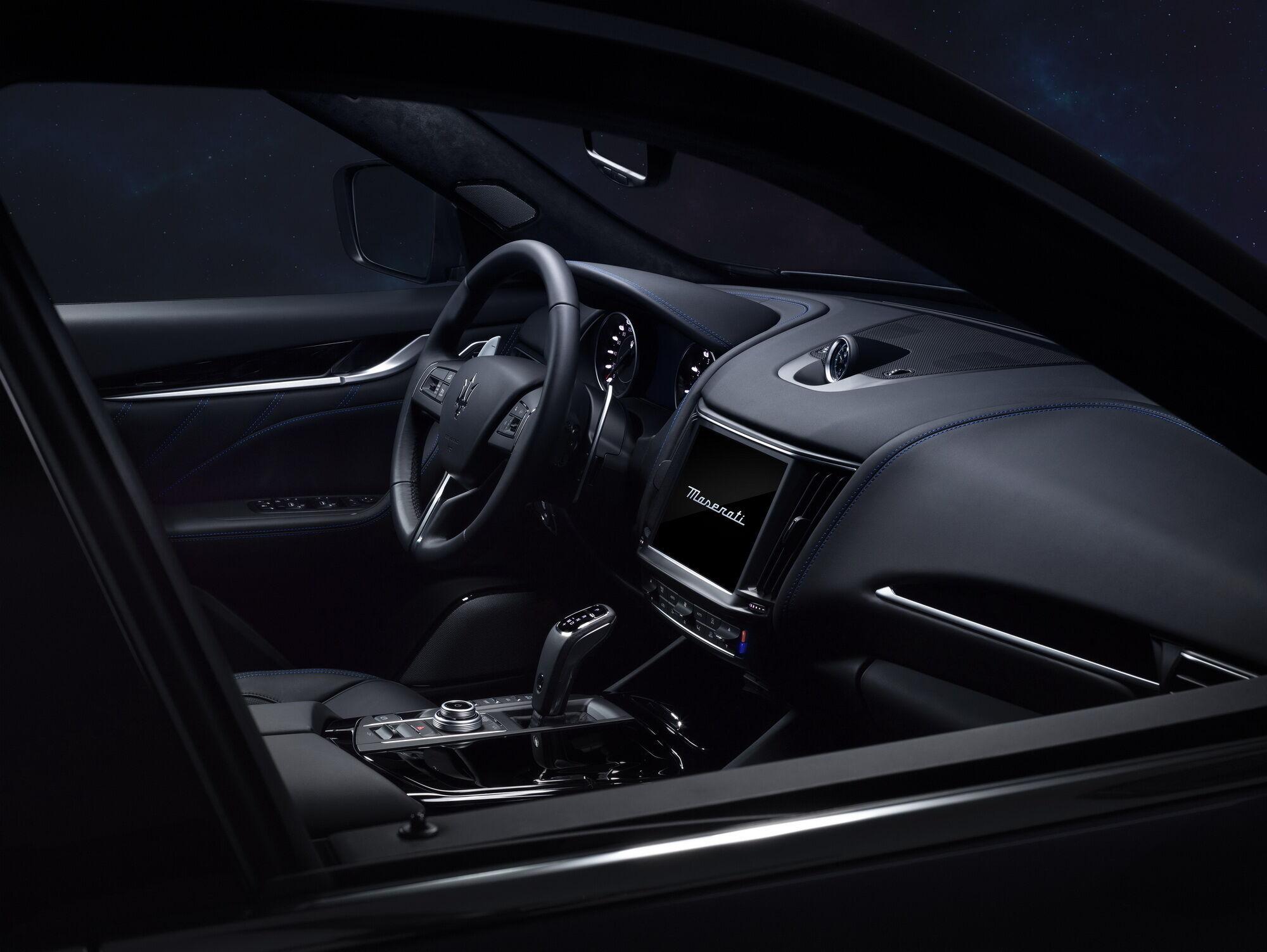 Мультимедійна система Maserati Intelligent Assistant нового покоління працює на програмному забезпеченні Android Automotive