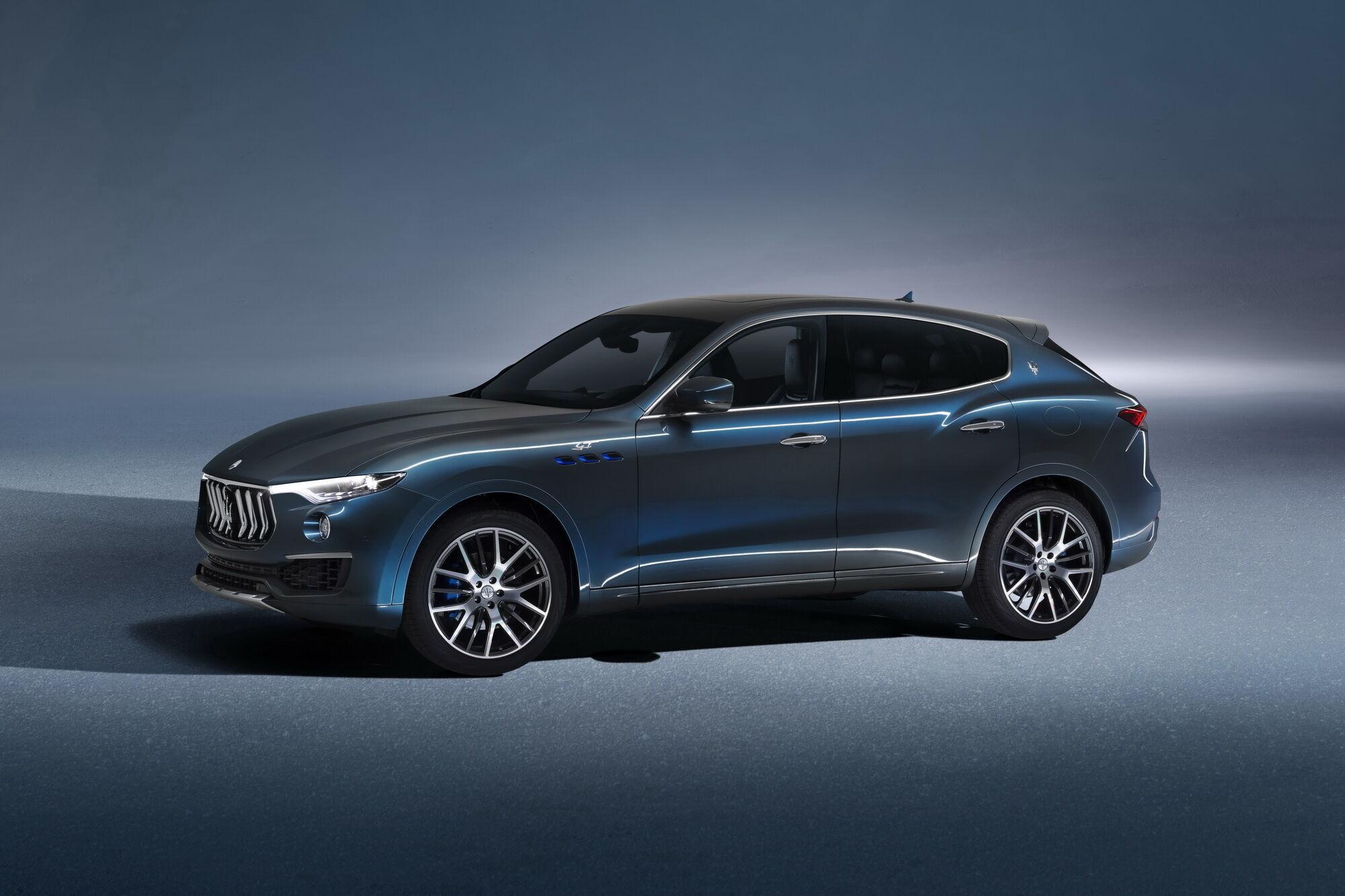 Maserati Levante Hybrid став другим представником гібридного сімейства бренду