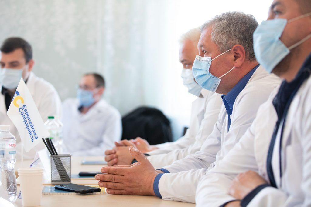 Врачи в Черкассах поделились своим видением проблем медицинской системы Украины