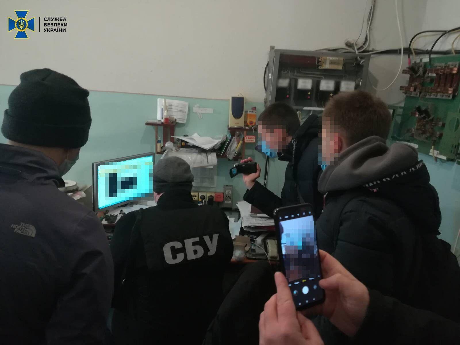 """В Украине """"накрыли"""" агитаторов"""