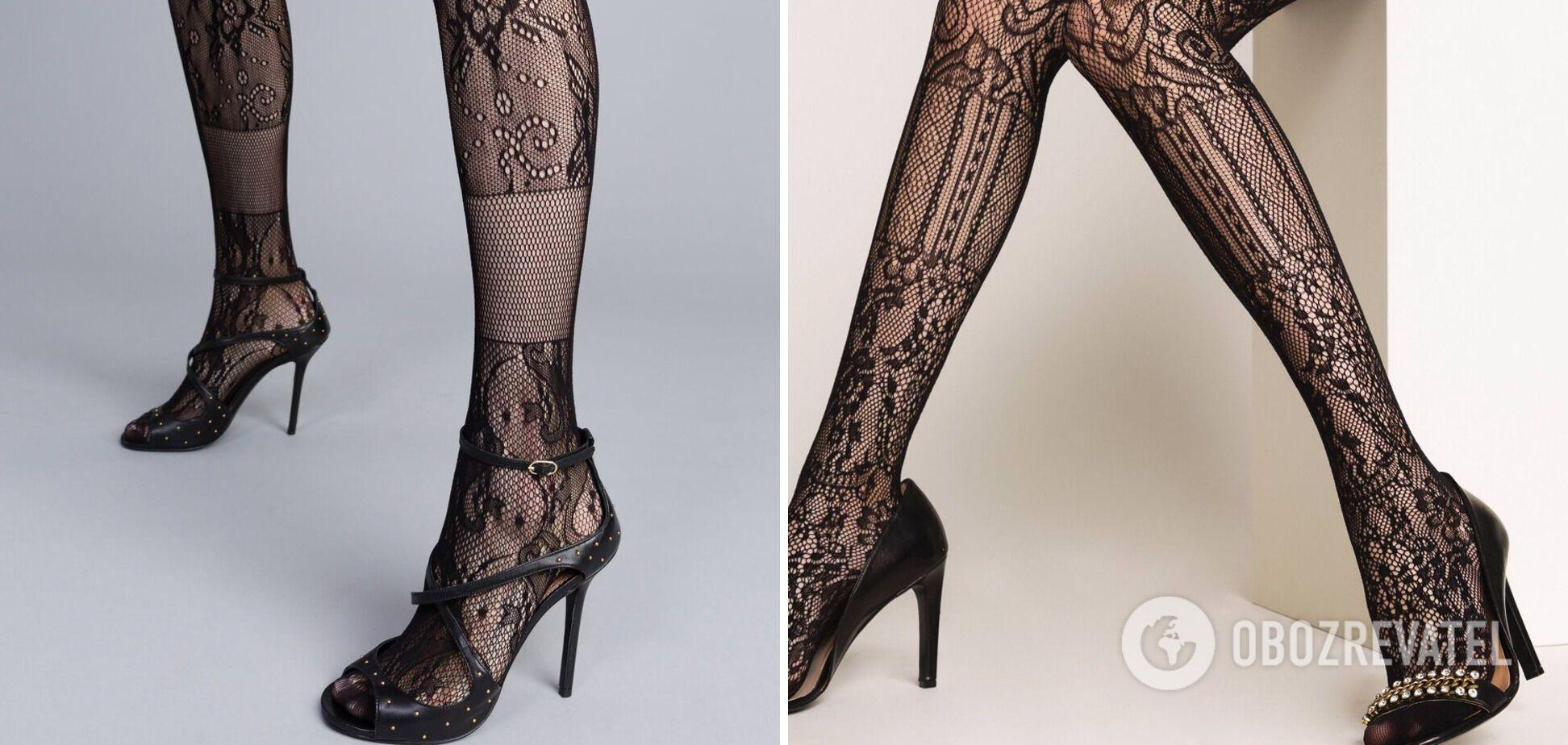 Колготы созданы для тех, кто хочет подчеркнуть свою женственность и сделать акцент на ногах