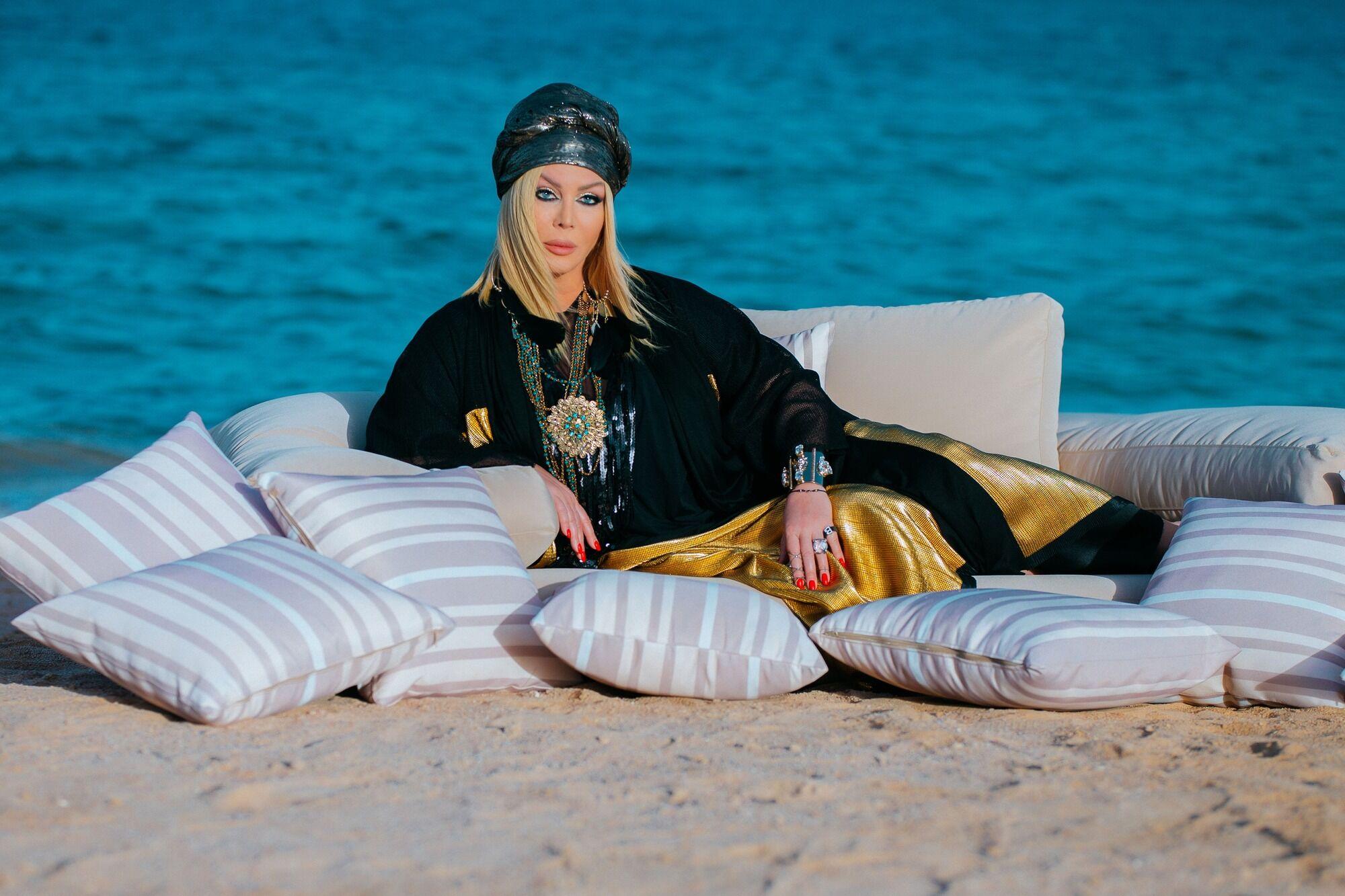 Ирина Билык в Rixos Premium Magawish Suites & Villas