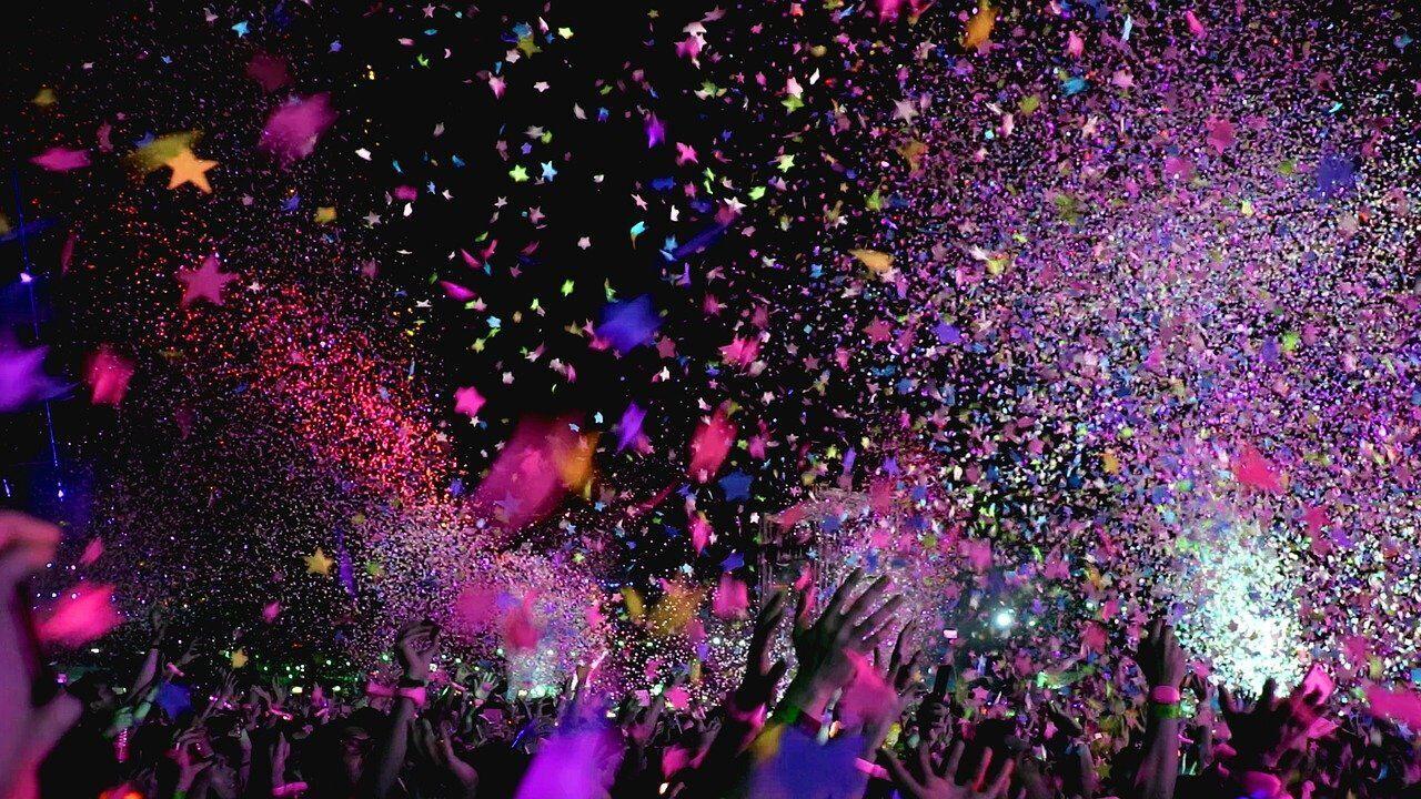 3 апреля – Всемирный день вечеринки