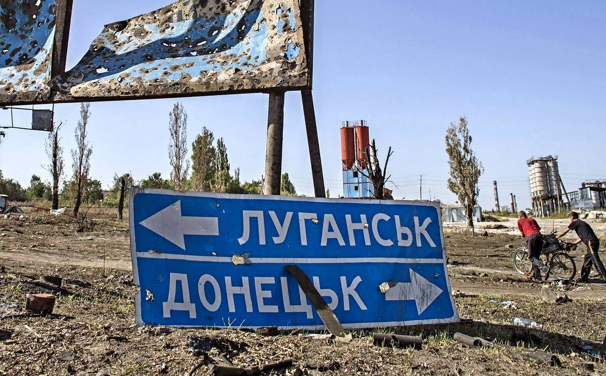 """В """"ДНР"""" и """"ЛНР"""" начался призыв"""