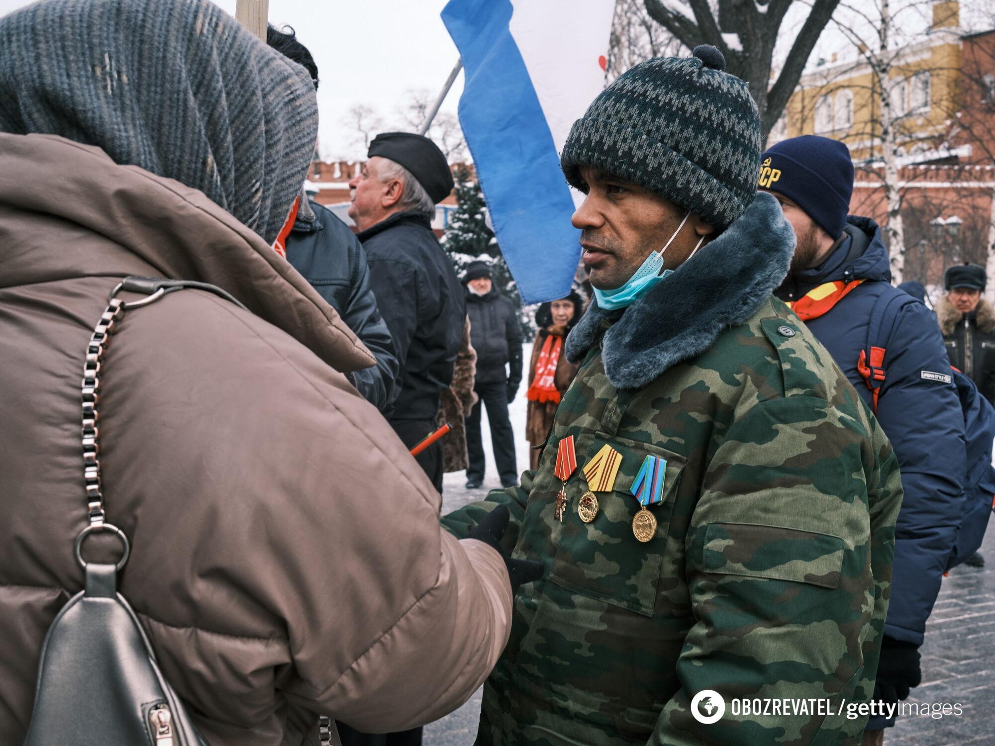 Росія окупувала частину українського Донбасу у 2014 році