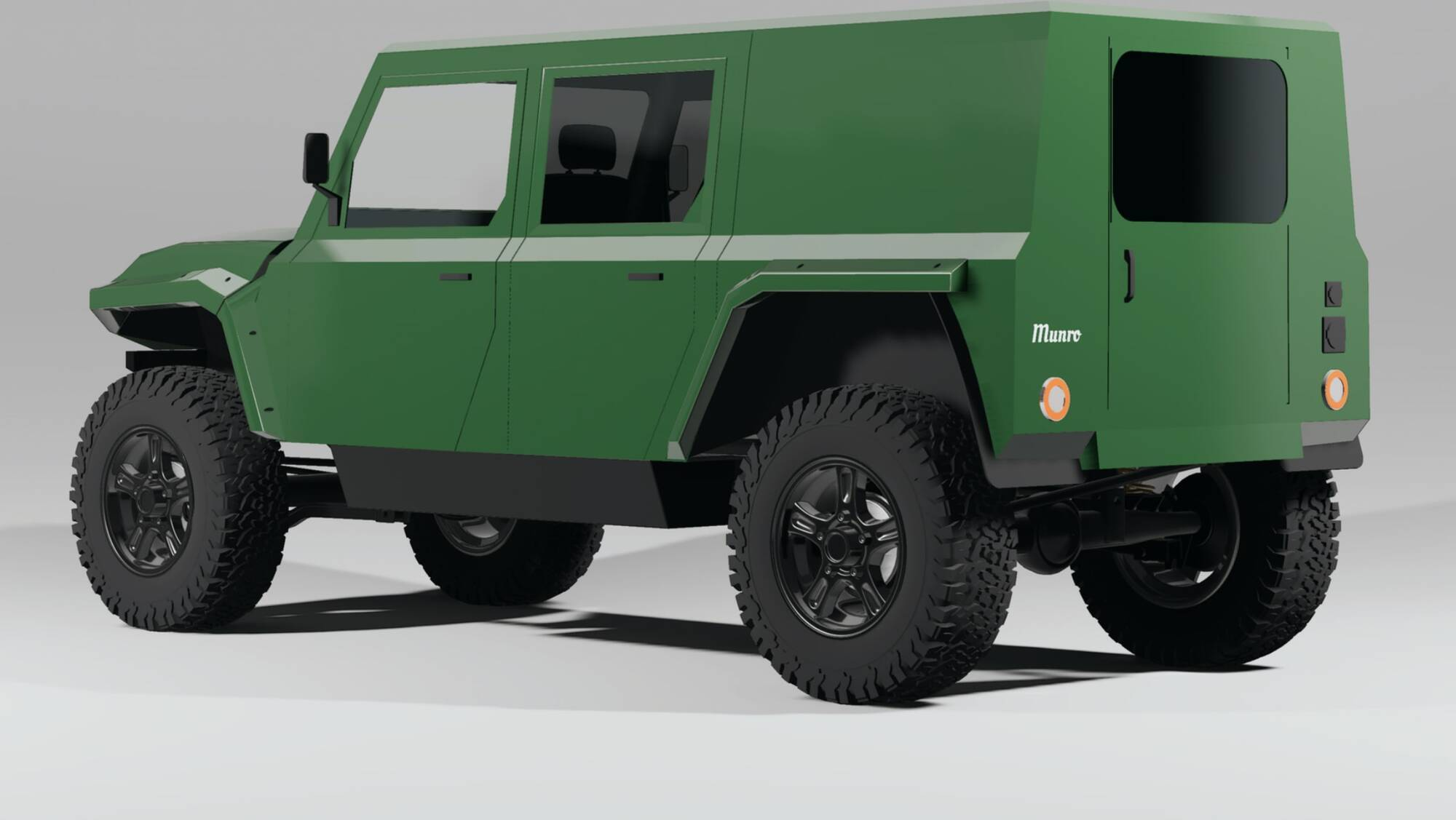ATAE Munro Mark 1 выйдет в 2022 году