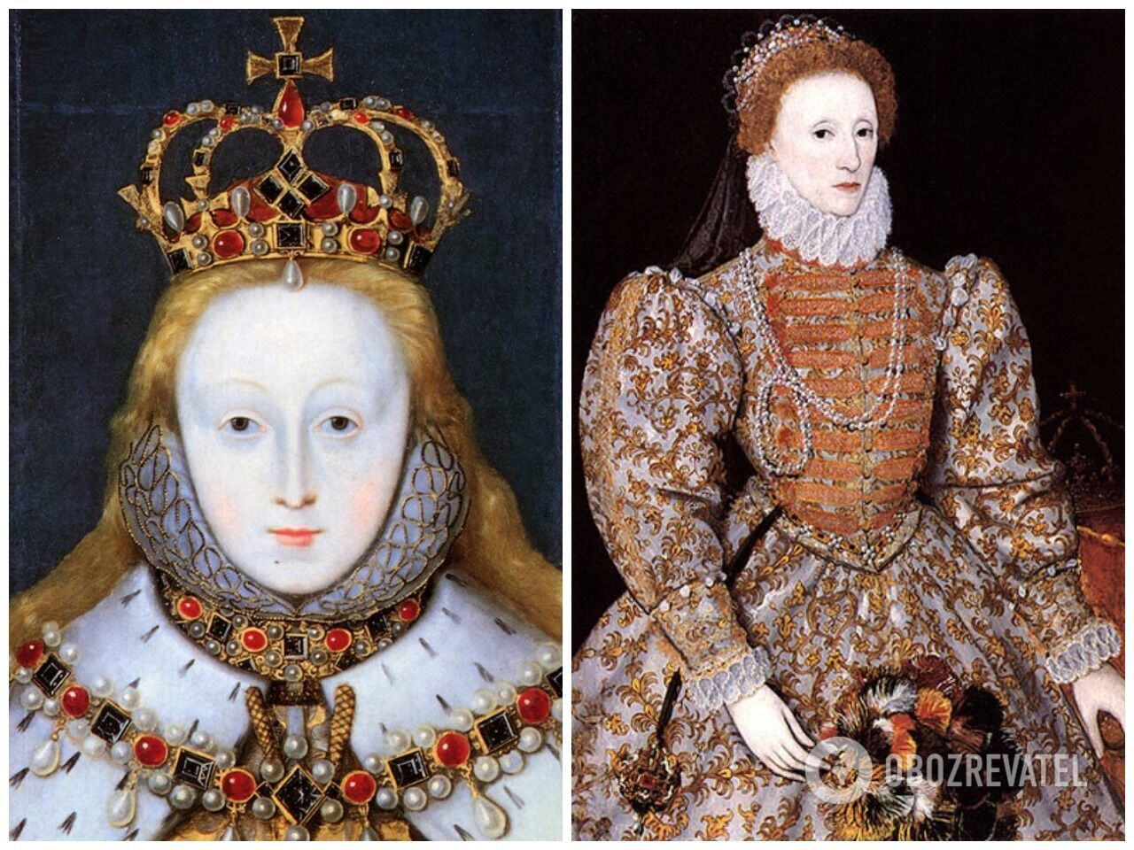 Женщины высветливали свое лицо с помощью свинцовых белил и мышьяка