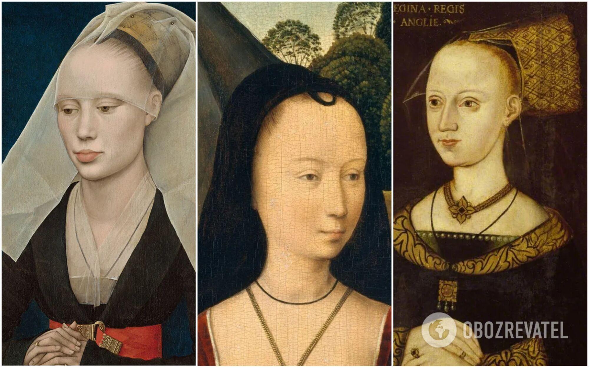 В эпоху Ренессанса красавицами считали только тех, у кого высокий лоб без волос