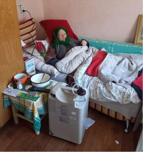 Ольгу Арсеньевну не приняли в Одессе в больницу