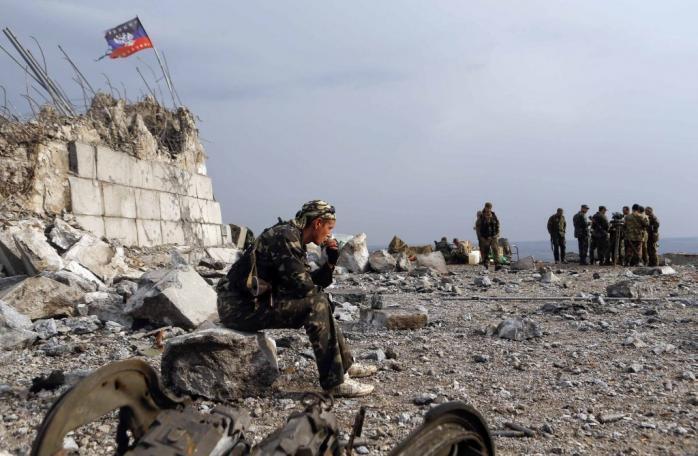 Жители Донбасса не хотят в армию