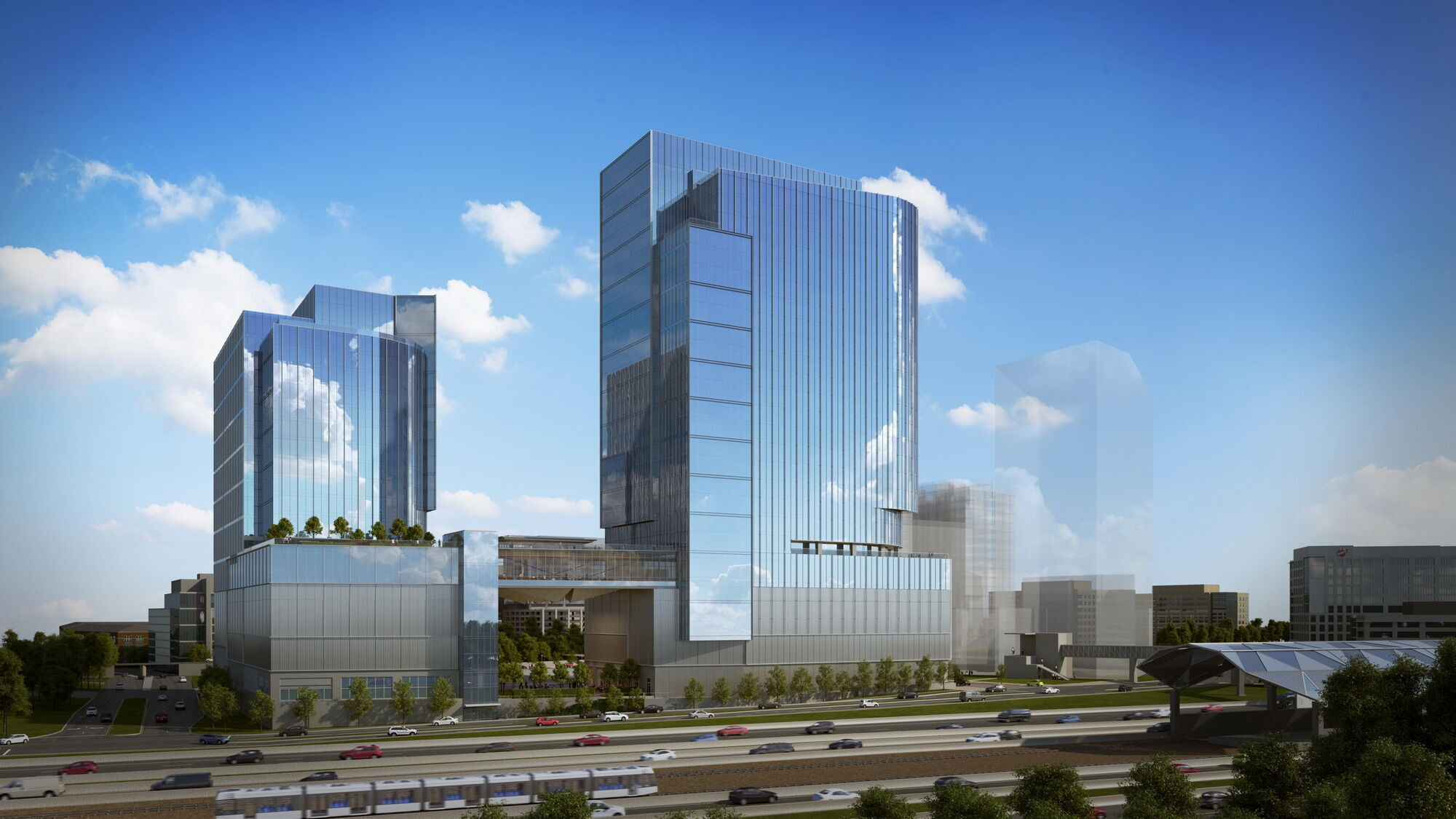 Нова штаб-квартира Volkswagen Group of America у Північній Вірджинії
