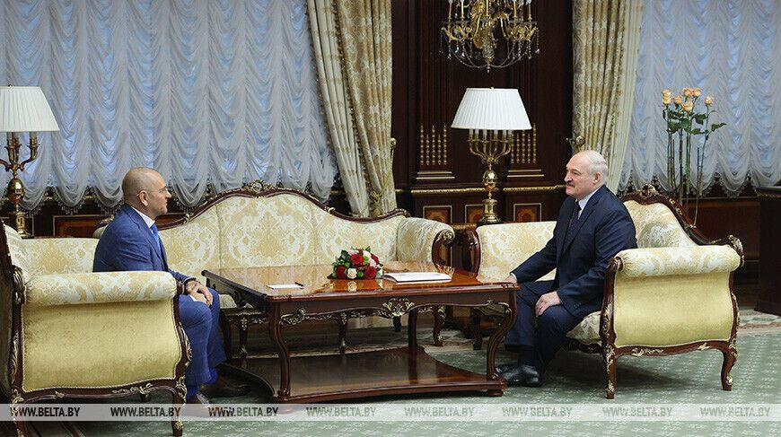 Зустріч відбулася в президентській резиденції
