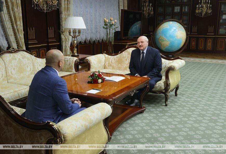 Шевченко заявив, що давно мріяв познайомитися з Лукашенком