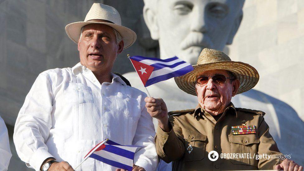 Мігель Діас-Канель обійняв пост першого секретаря ЦК Компартіі Куби замість Рауля Кастро