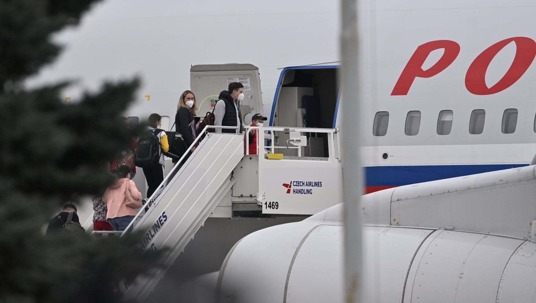 Росіяни залишають Чехію