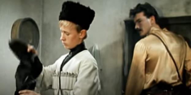 """Фрагмент из фильма """"Неуловимые мстители"""", 1966 год"""