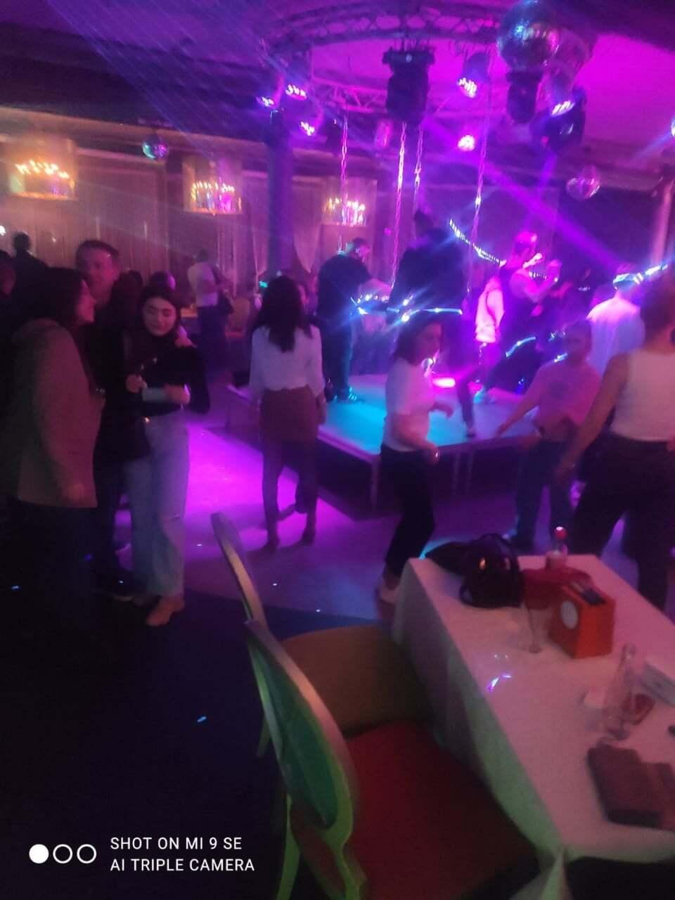 Ночной клуб в пентхаус клуб хендай солярис москва