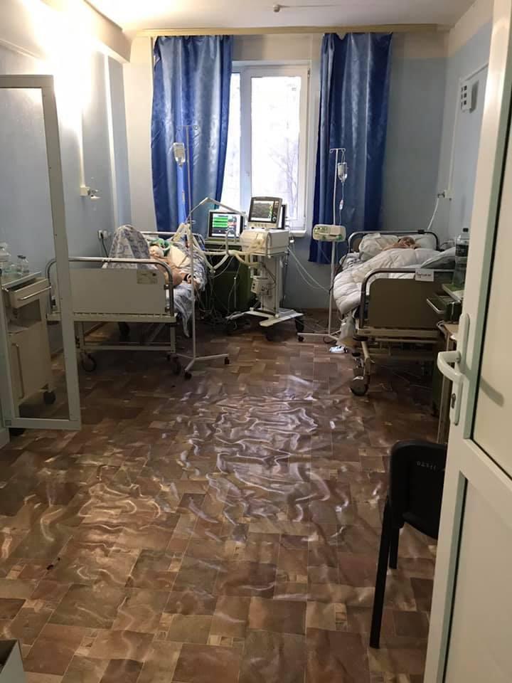 Пациенты в палате