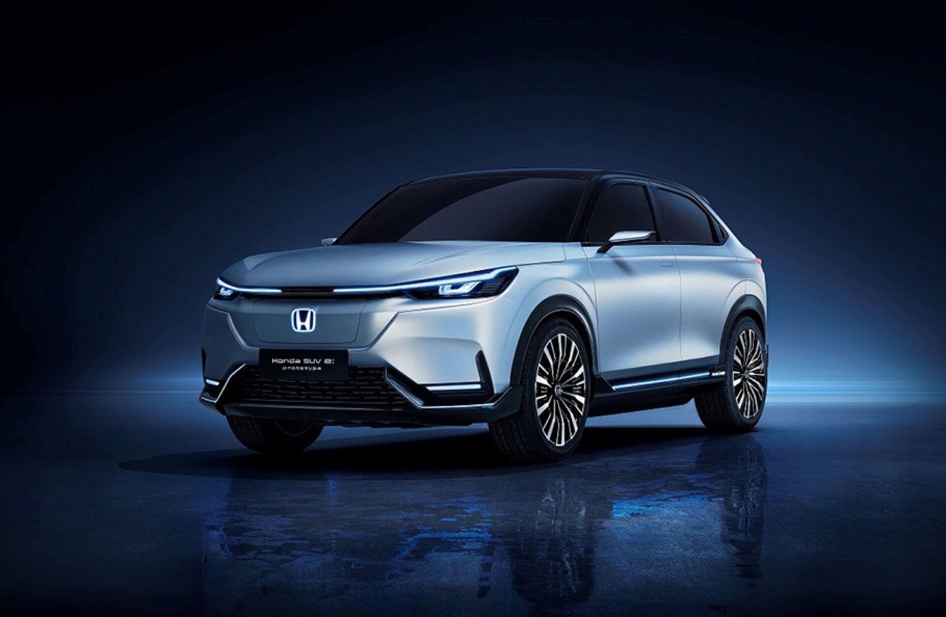 Honda анонсировала амбициозные планы в ближайшие несколько лет предложить на китайском рынке 10 новых EV
