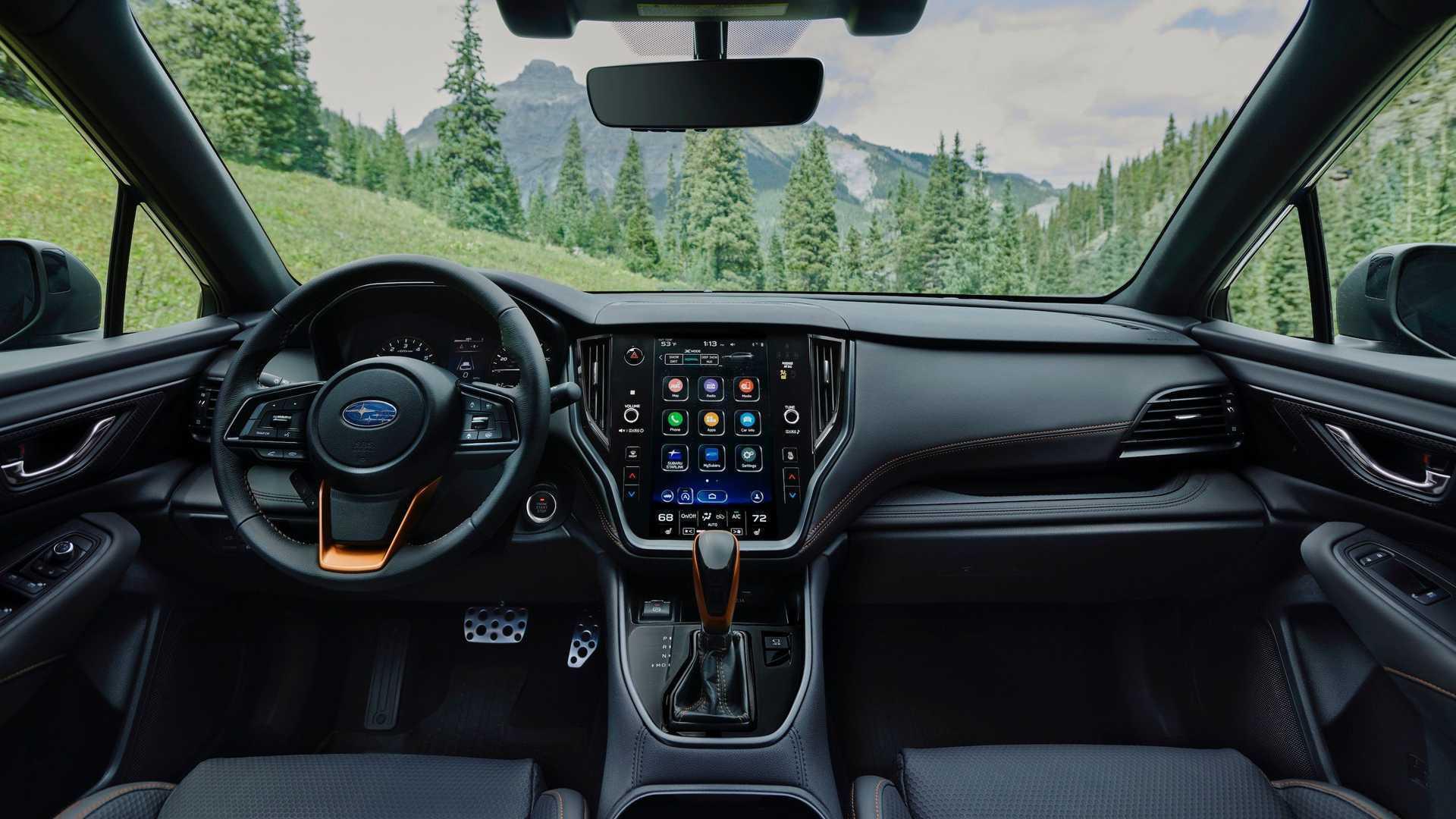11,6-дюймовий інформаційно-розважальний екран всередині авто