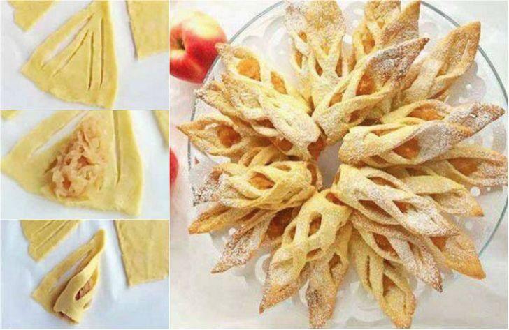 Печиво з яблуками
