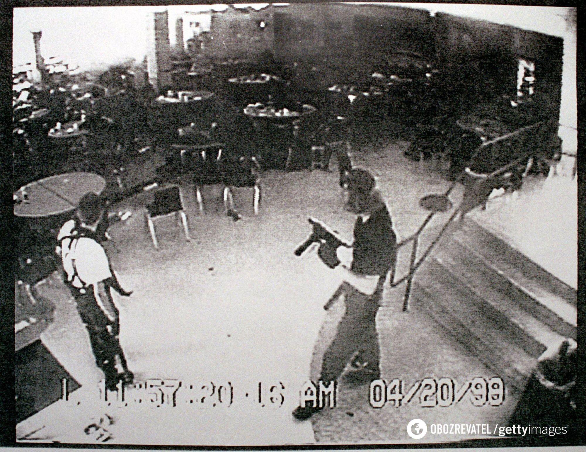 Главной целью Клиболда и Харриса было убийство как можно большего количества людей