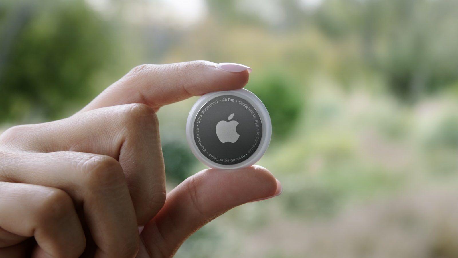 Новинка від компанії Apple AirTag