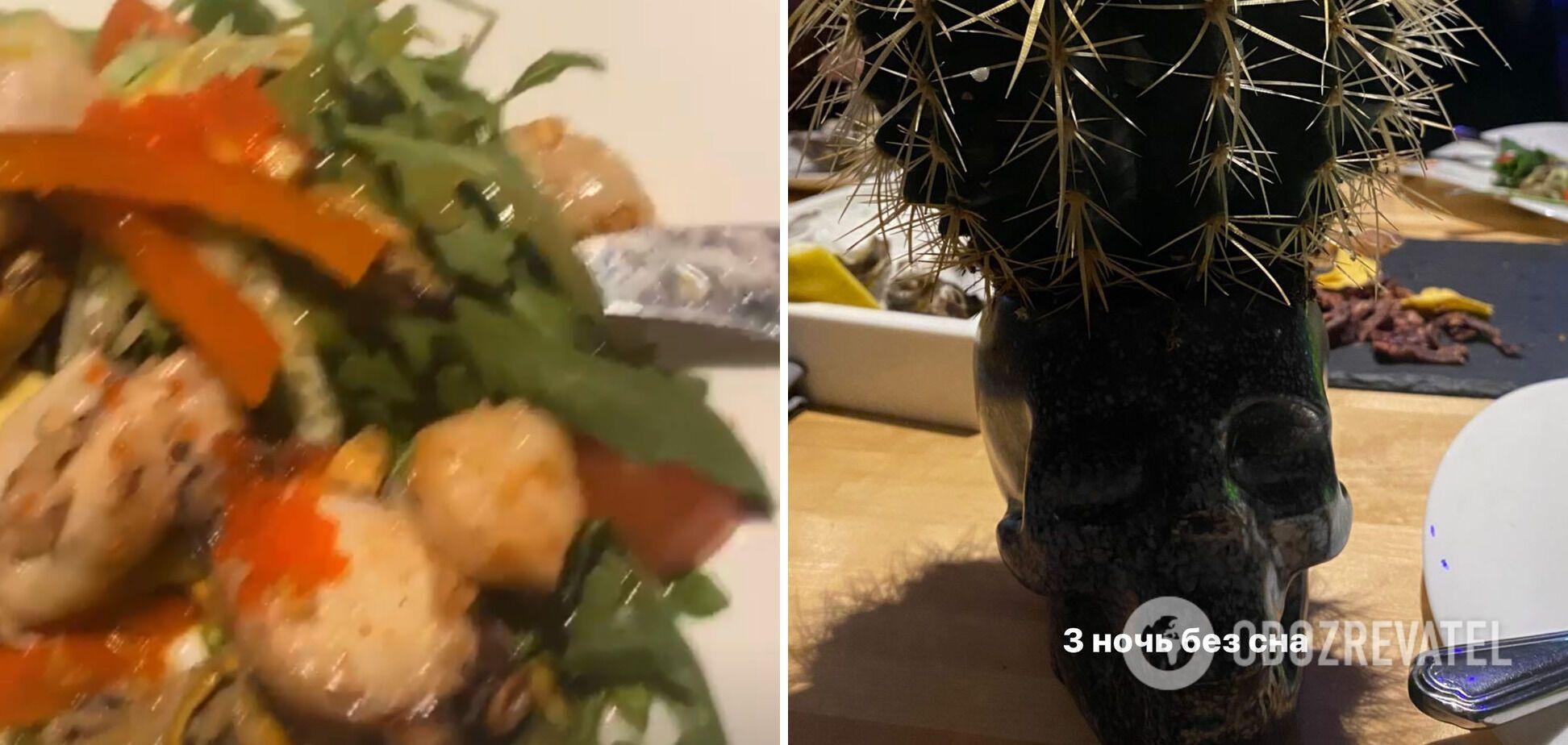 Учасниці голої фотосесії відвідали київський ресторан Avalon