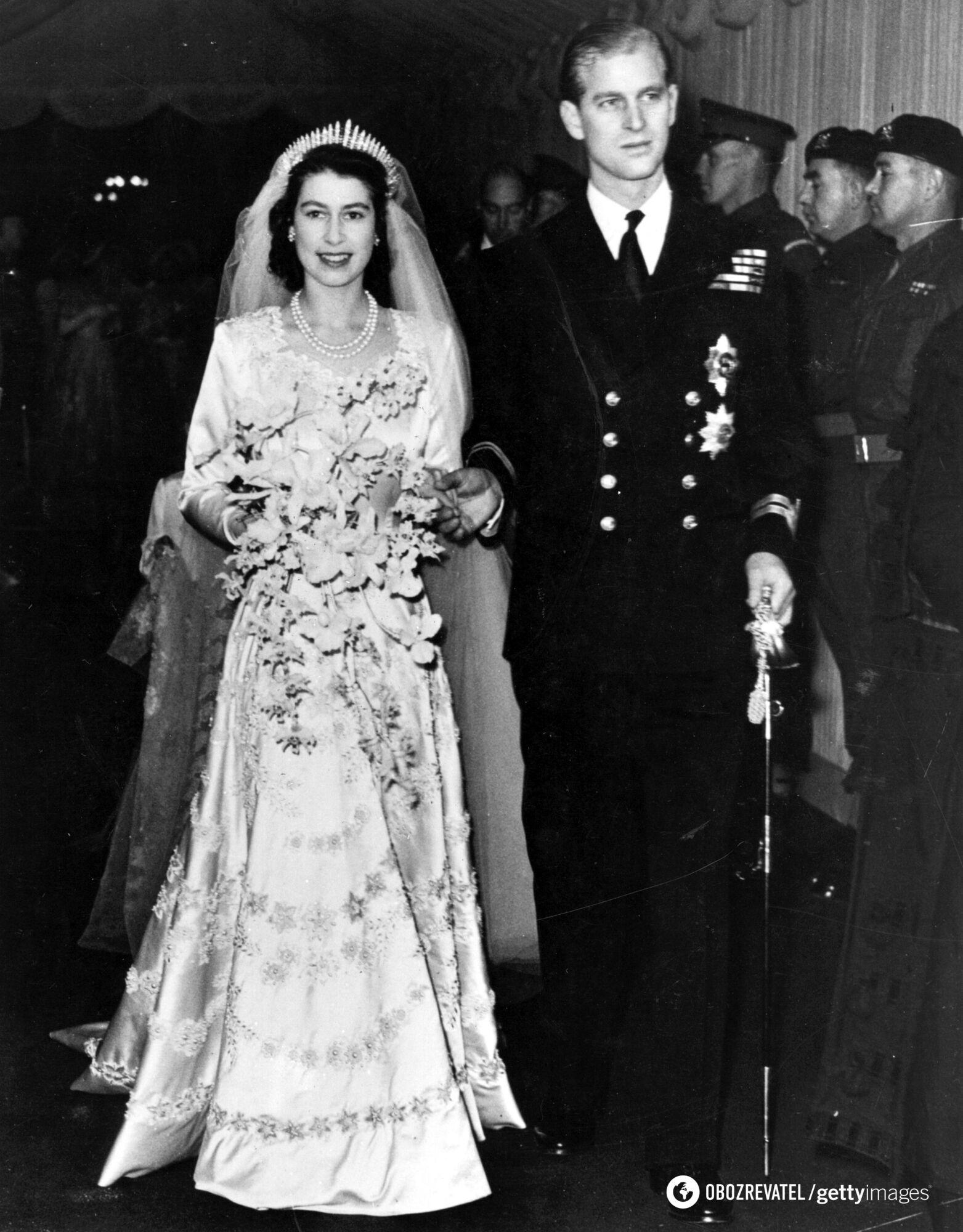 Монархиня вийшла заміж за аристократа і бойового офіцера Філіпа