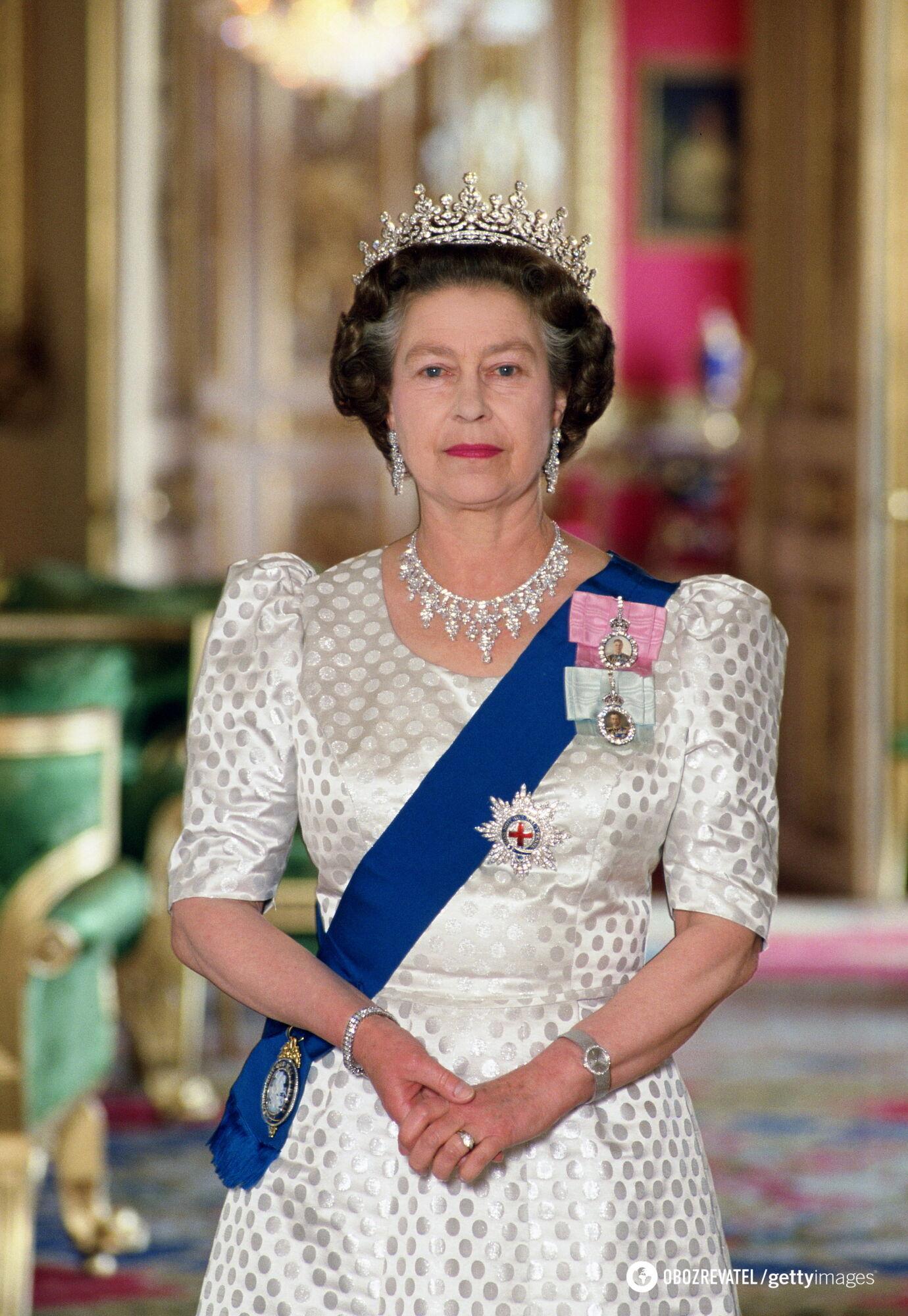 Королева ніколи не давала інтерв'ю.