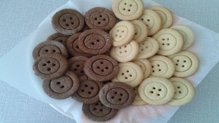 """Печиво """"гудзики"""""""