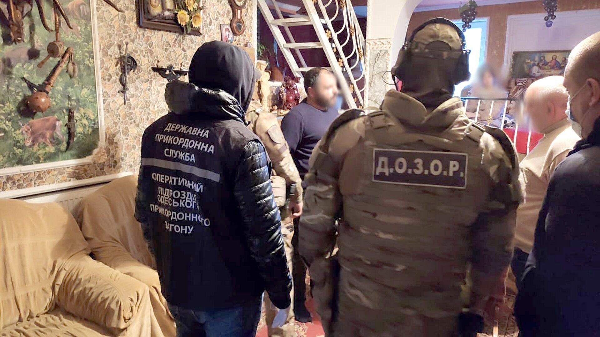 """Разоблачение группы преступников произошло при силовой поддержке спецподразделения """"ДОЗОР"""""""