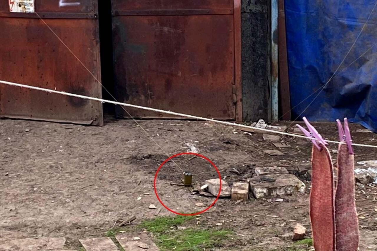 Окупанти закидують житлові райони на Донбасі протипіхотними російськими мінами – ООС