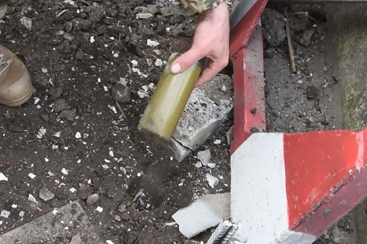 Оккупанты забрасывают жилые районы на Донбассе противопехотными российскими минами – ООС