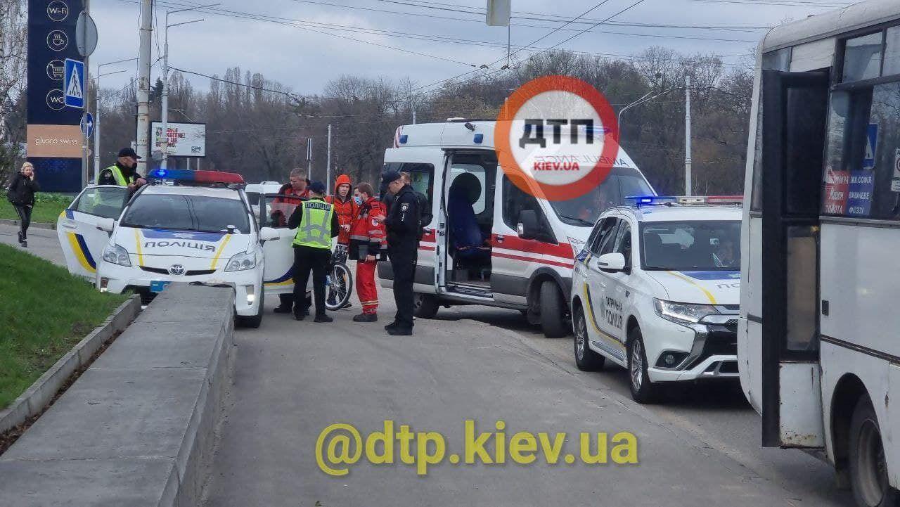 Подія сталась в Солом'янському районі Києва.
