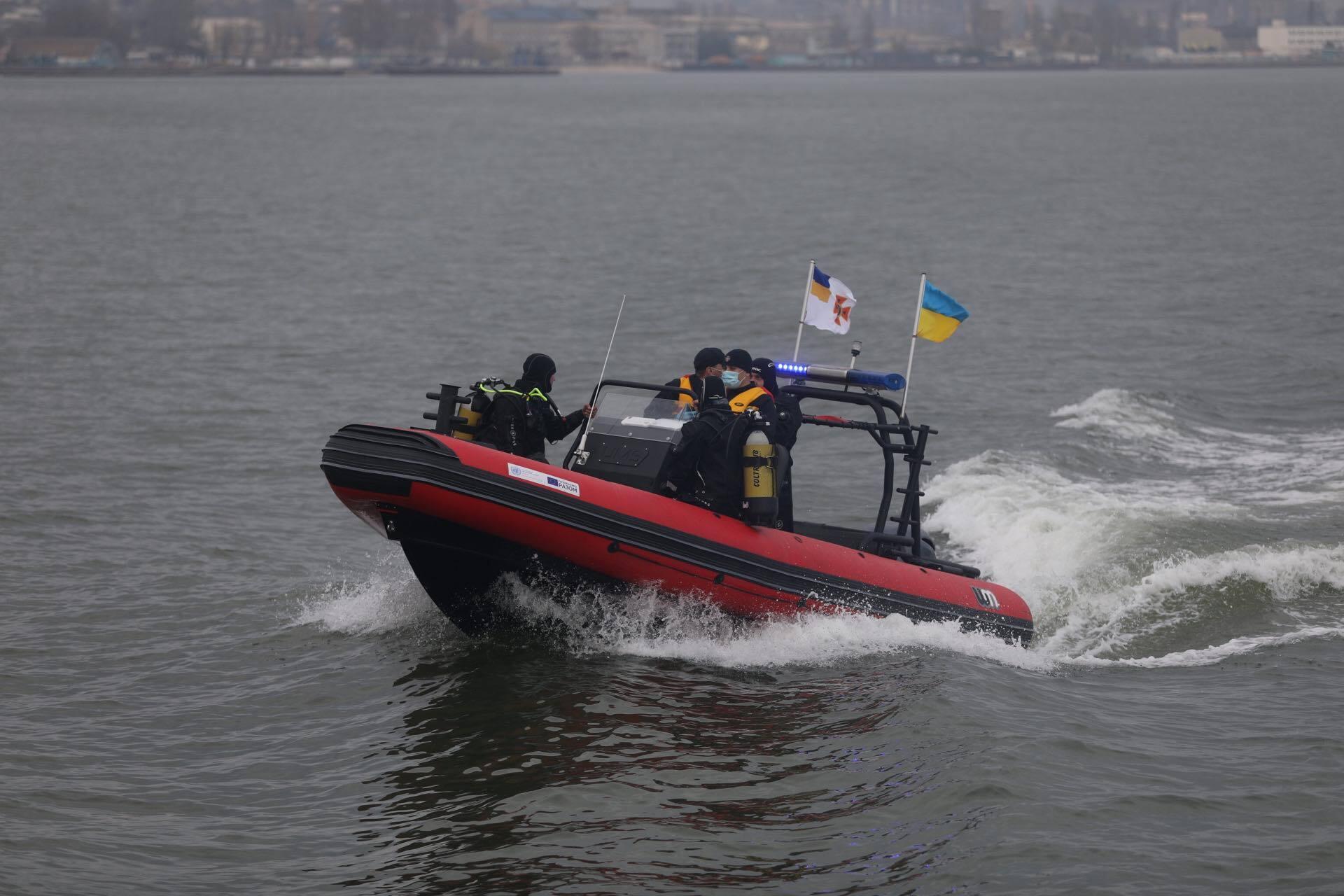 Аваков пообіцяв українцям безпеку в усій акваторії Азовського моря