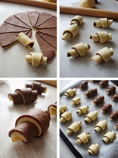 Шоколадні круасани