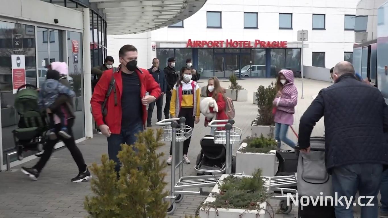 Скрин відео novinky.cz