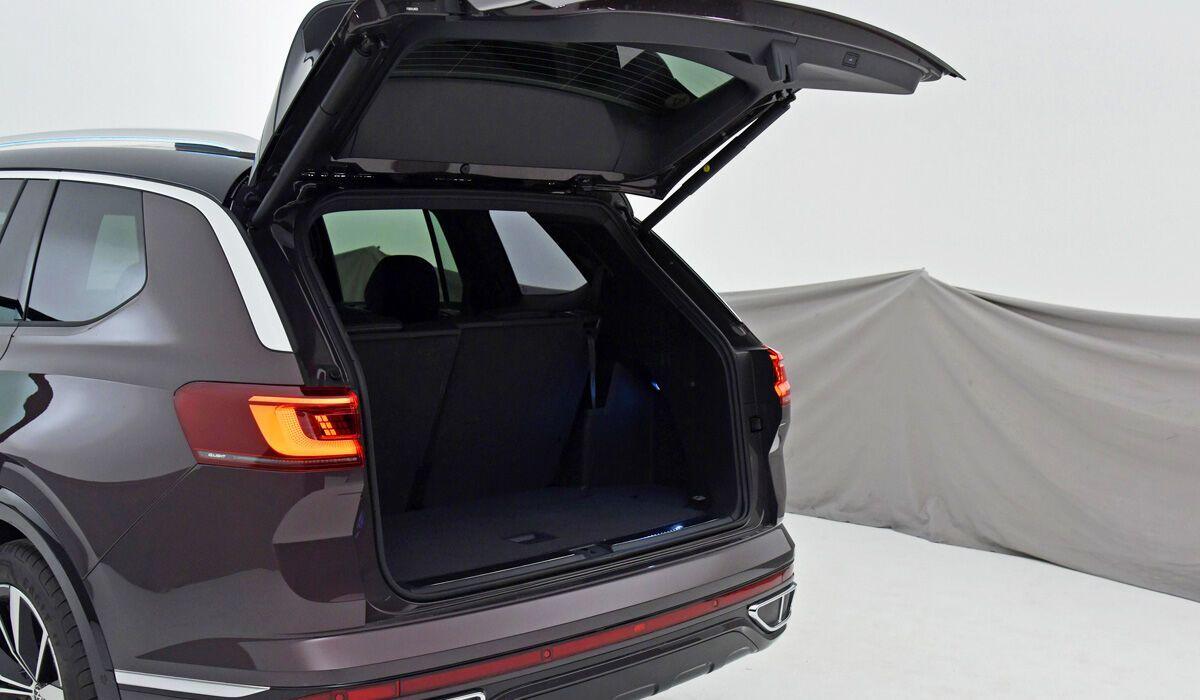 Автомобіль має містке багажне відділення