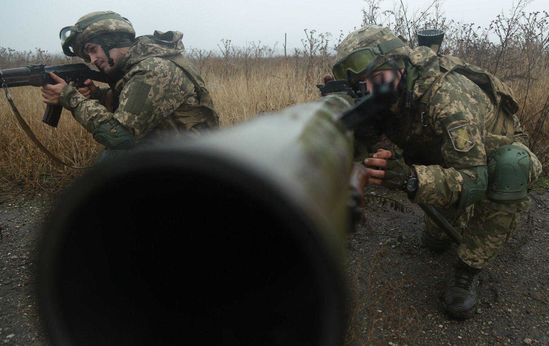 Россия начала вооруженный конфликт с Украиной на Донбассе в 2014 году