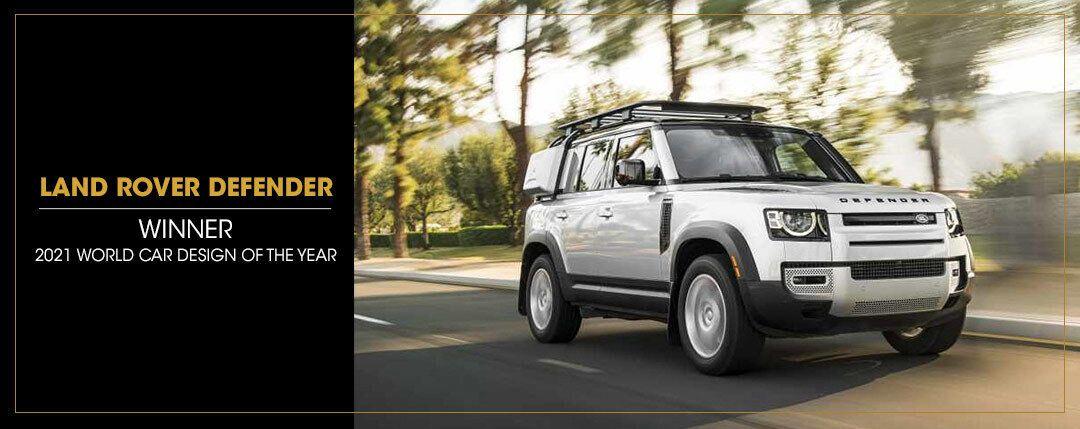 """Награда за """"Дизайн"""" отправилась в Великобританию к создателям нового поколения Land Rover Defender"""