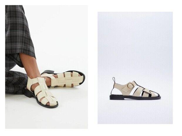 """Як поєднувати сандалі з """"піонерським"""" стилем."""