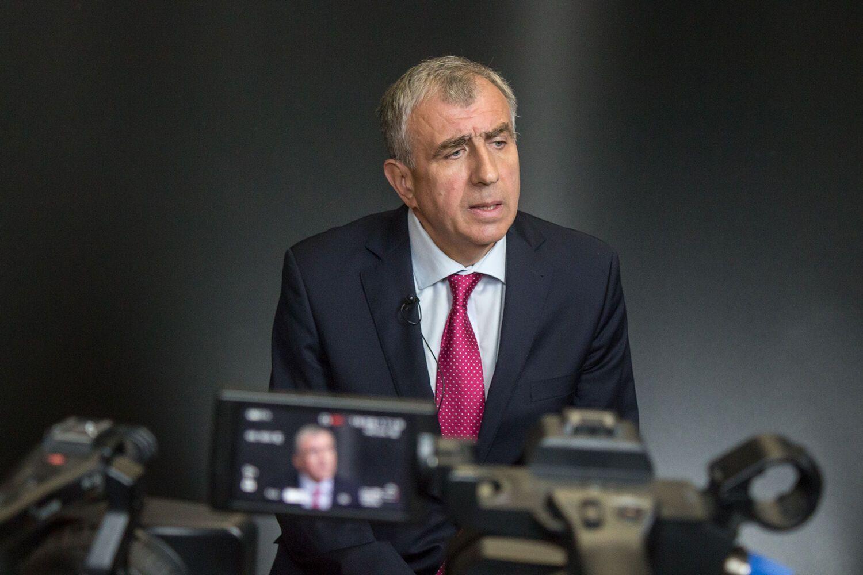 Историк, дипломат и бывший посол Украины в Хорватии Александр Левченко