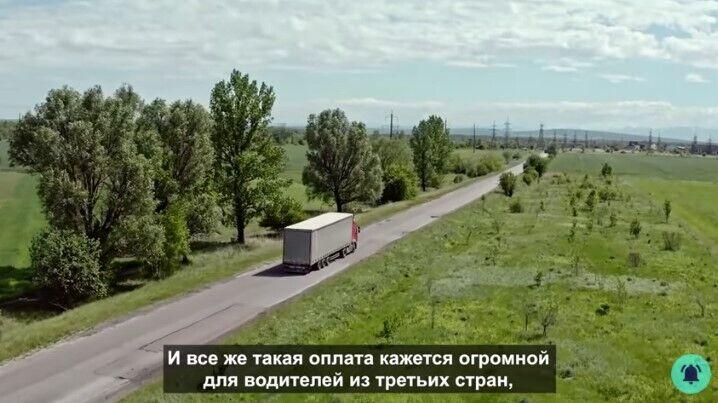 Журналісти розкрили деталі експлуатації праці далекобійників-іммігрантів у Литві