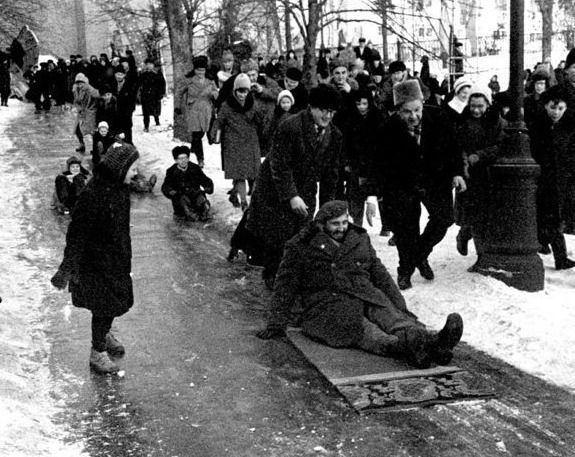Знімки датовані січня 1964 року