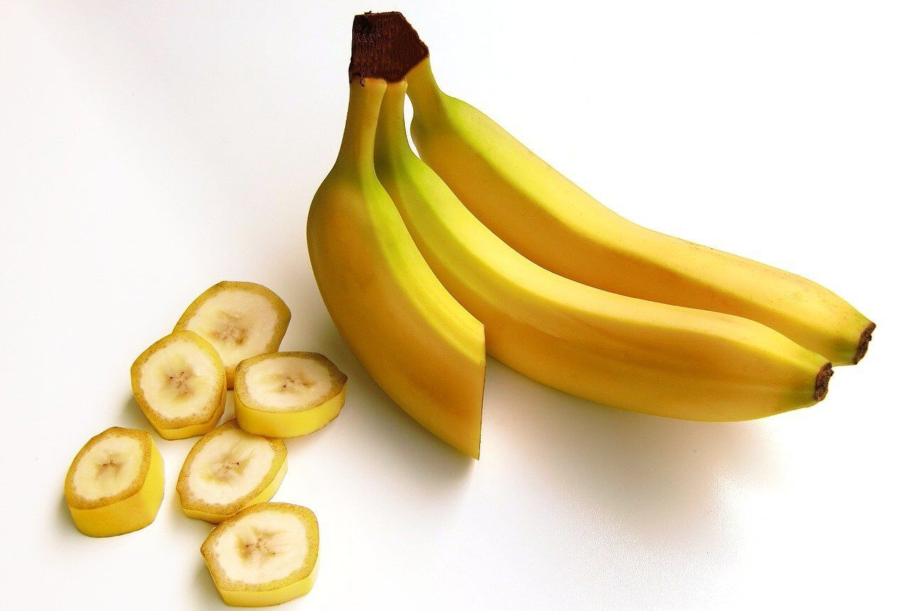 Користь банана для організму