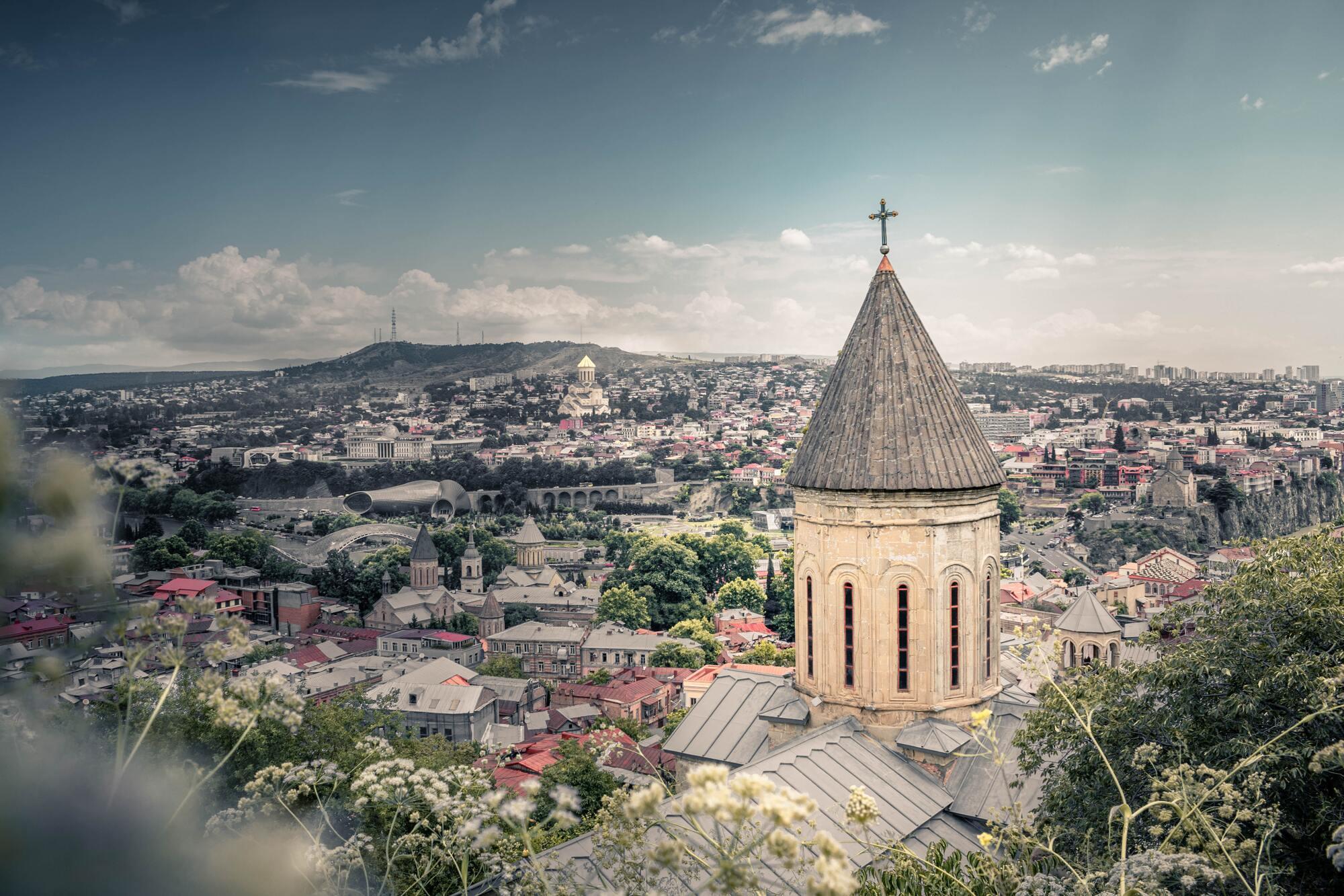 Мцхета – стародавня і найперша столиця Грузії